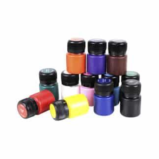 Набор матовых акриловых красок Decola 12 цветов по 20 мл ЗХК «Невская палитра»