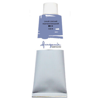 Масляная краска 024 Синий неаполитанский светлый 100 мл Академия