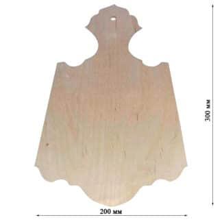 Заготовка деревянная «Доска отделочная» 7,050б Украина