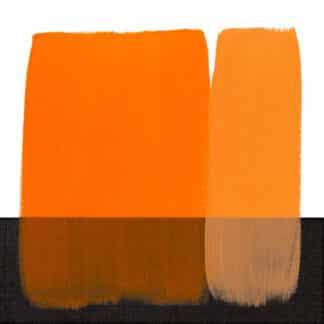 Акриловая краска Polycolor 140 мл 072 желто-оранжевый Maimeri Италия
