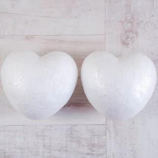 Заготовка пенопластовая «Сердце» 100 мм Santi Великобритания
