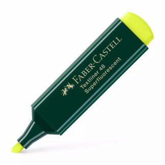 Маркер текстовыделитель Желтый Faber-Castell
