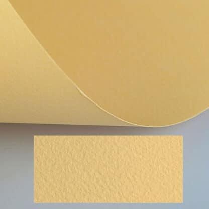 Бумага цветная для пастели Tiziano 05 zabaione 50х65 см 160 г/м.кв. Fabriano Италия