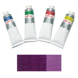 Масляная краска 60 мл 093 лиловая Van Pure