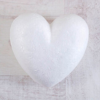 Заготовка пенопластовая «Сердце» 150 мм Santi Великобритания