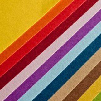 Картон дизайнерський Colore А-4 Fabriano