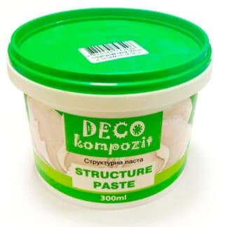 Структурные пасты Deco Kompozit