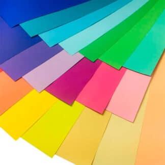 Картон цветной дизайнерський PMB А-4 130 г FOLIA