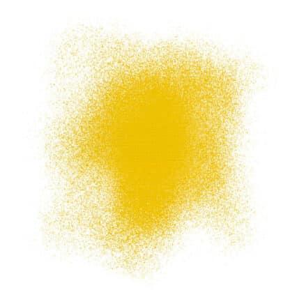 Акриловая аэрозольная краска 118 желтый темный 200 мл флакон с распылителем Idea Spray Maimeri Италия