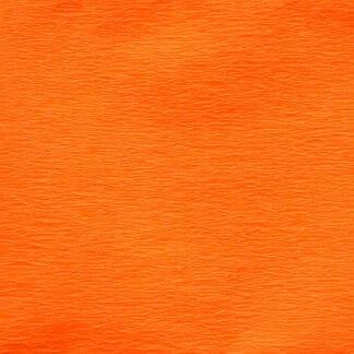 Бумага гофрированная 705398 Оранжевая флуоресцентная 20% 26,4 г/м.кв. 50х200 см (Т)