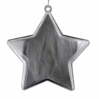 Заготовка пластиковая «Звезда» 8 см Santi Великобритания