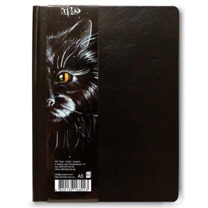 Альбом для эскизов SketchBook А5 (14,8х21 см) 115 г/м.кв. 80 листов в переплете по длинной стороне «Трек» Украина