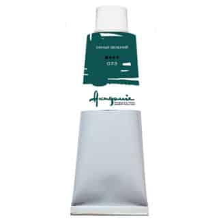 Масляная краска 073 Сине-зеленый 100 мл Академия