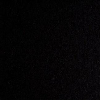 Картон дизайнерский Colore 35 nero 50х70 см 200 г/м.кв. Fabriano Италия