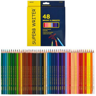 4100-48CB Карандаши цветные 48 цв. «Superb Writer» Marco