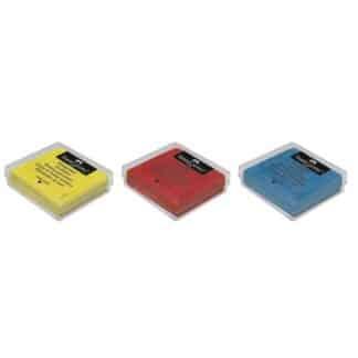 Ластик-клячка цветная в пластиковом чехле Faber-Castell 127321