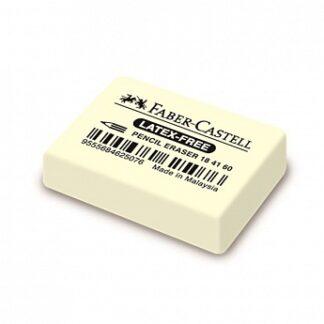 Ластик для карандаша белый Faber-Castell 7041-60