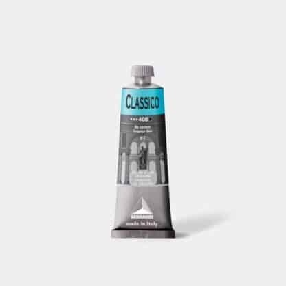 Масляная краска Classico 60 мл 408 бирюзовый Maimeri Италия