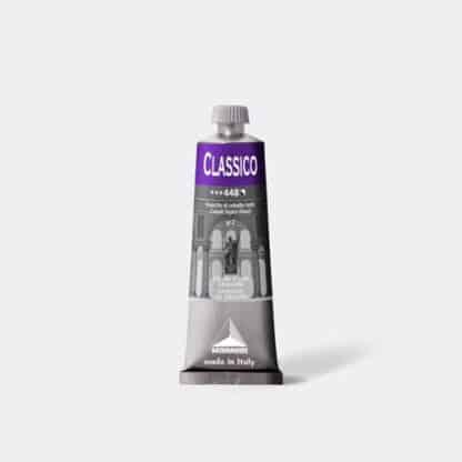 Масляная краска Classico 60 мл 448 кобаль фиолетовый (имитация) Maimeri Италия
