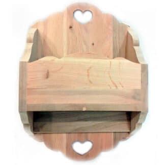 Заготовка деревянная «Ключница» №18 сосна 2,018с Украина