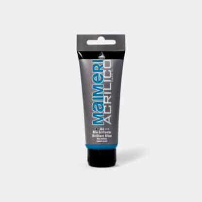 Акриловая краска Acrilico 200 мл 364 синий яркий Maimeri Италия