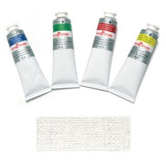 Масляная краска 60 мл 142 серебро Van Pure