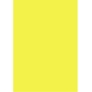 Фоамиран 103 Нежно-желтый А4 (21х29,7 см) 0,5 мм