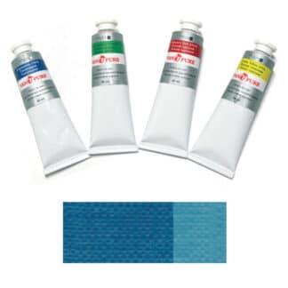 Масляная краска 60 мл 036 церулеум Van Pure