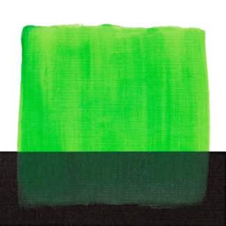Акриловая краска Acrilico 200 мл 326 зеленый флуоресцентный Maimeri Италия