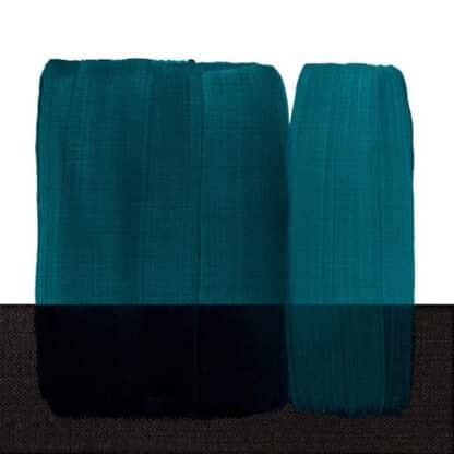Акриловая краска Acrilico 200 мл 385 марганцево-голубой (имитация) Maimeri Италия