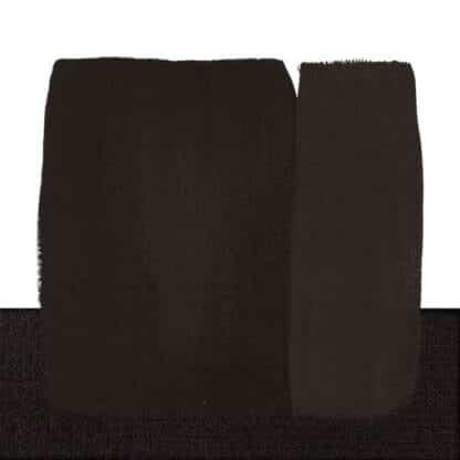 Акриловая краска Acrilico 200 мл 540 марс черный Maimeri Италия