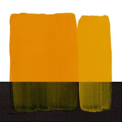 Акриловая краска Acrilico 500 мл 113 желтый средний стойкий Maimeri Италия