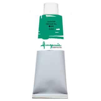 Масляная краска 033 Зеленый светлый ФЦ 100 мл Академия