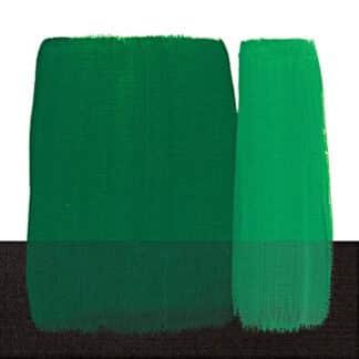 Акриловая краска Polycolor 500 мл 305 зеленый темный яркий Maimeri Италия