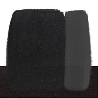 Акриловая краска Polycolor 500 мл 541 черный слюдяной Maimeri Италия