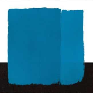 Краска по ткани 376 синий светлый покрывной 60 мл Idea Stoffa Maimeri Италия