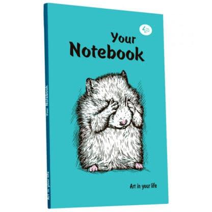 Блокнот TM Profiplan Artbook, mint