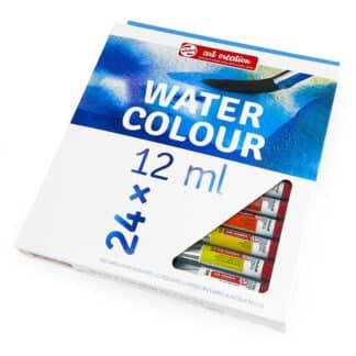 Набор акварельных красок 24 цв./12 мл в тубах  Art Creations 9022024М