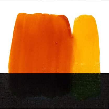 Краска для стекла 118 желтый темный 60 мл Idea Vetro Maimeri Италия
