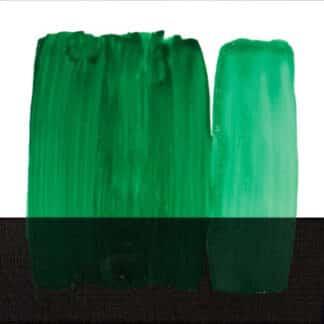 Краска для стекла 299 зеленый 60 мл Idea Vetro Maimeri Италия