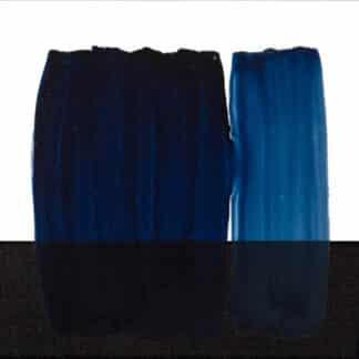 Краска для стекла 402 синий прусский 60 мл Idea Vetro Maimeri Италия