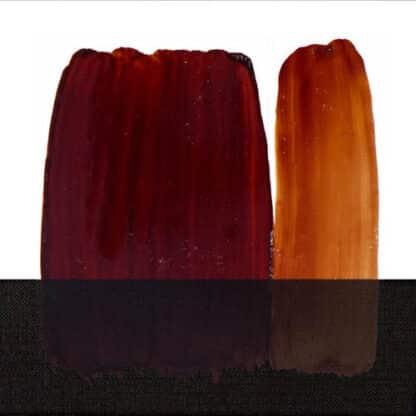 Краска для стекла 472 коричневый 60 мл Idea Vetro Maimeri Италия