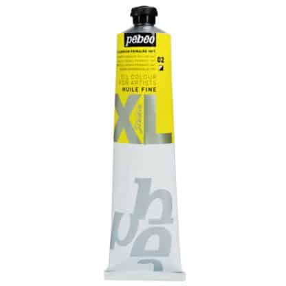Масляная краска Studio XL 002 Кадмий желтый средний (имитация) 200 мл Pebeo Франция