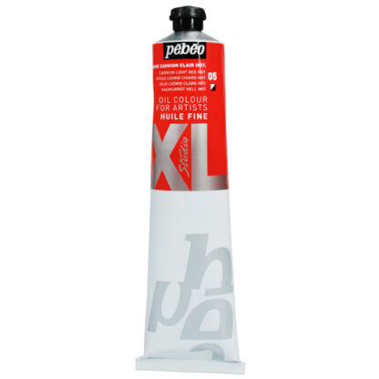 Масляная краска Studio XL 005 Кадмий красный светлый (имитация) 200 мл Pebeo Франция