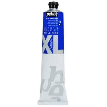 Масляная краска Studio XL 012 Кобальт синий (имитация) 200 мл Pebeo Франция