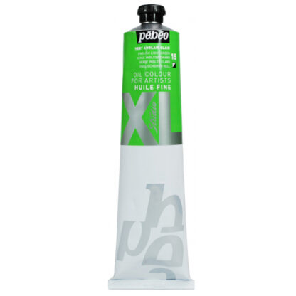 Масляная краска Studio XL 015 Английская светло-зеленая 200 мл Pebeo Франция