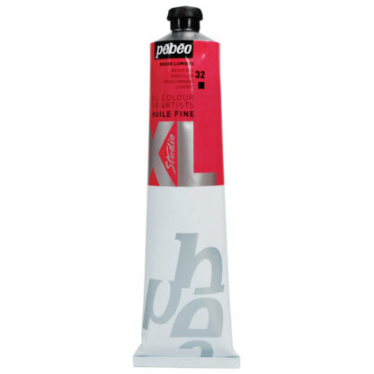 Масляная краска Studio XL 032 Красный блестящий 200 мл Pebeo Франция