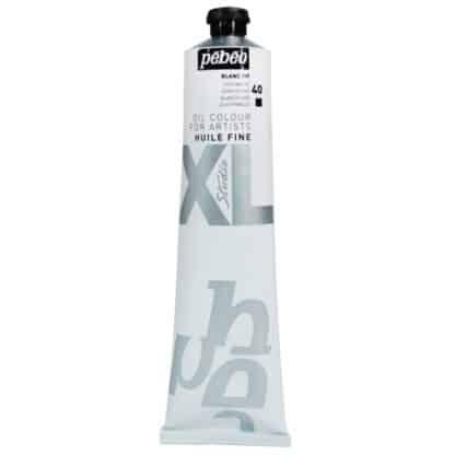Масляная краска Studio XL 040 Белый яркий 200 мл Pebeo Франция