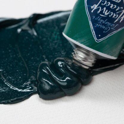 Масляная краска Мастер-класс 46 мл 703 Зеленая ФЦ ЗХК «Невская палитра»