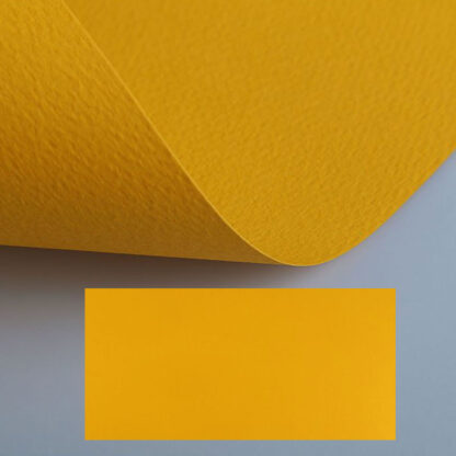 Бумага цветная для пастели Tiziano 44 oro А4 (21х29,7 см) 160 г/м.кв. Fabriano Италия